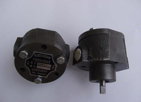 KBBY可逆性摆线机油泵