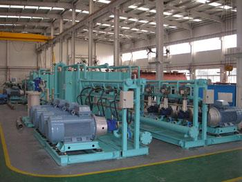 冶金液压系统