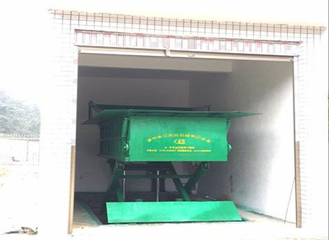 地埋式垃圾压缩中转站安装