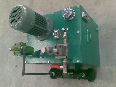 多功能液压系统